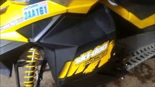4. 2009 Skidoo 500 ss for sale Pelham