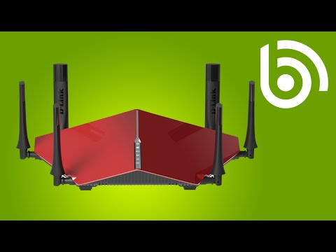 How to set up a D-Link WiFi AC router?