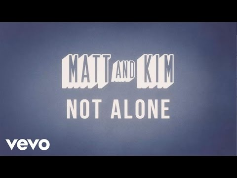 Not Alone (Lyric Video)