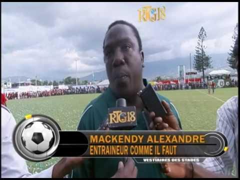 Haiti news - Comme Il Faut / Match Inaugural de la 12 ème édition