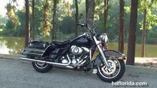 8. Used 2011 Harley Davidson Road King Police Motorcycles for sale