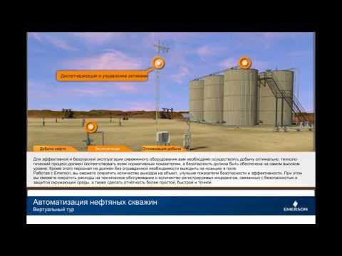 Автоматизация нефтяных скважин