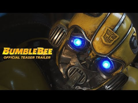 Official Trailer for Travis Knight s 80s Bumblebee with Hailee