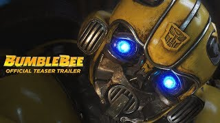 VIDEO: BUMBLEBEE – Off. Teaser Trailer