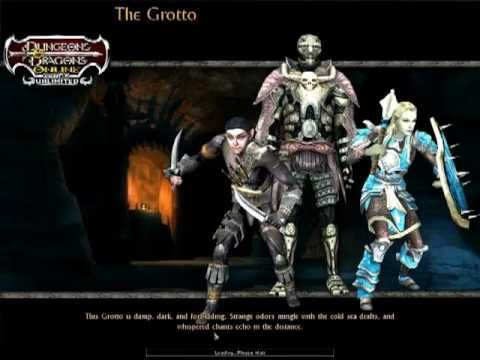 Dungeons And Dragons Online Gameplay ITA (Parte 1) – Personaggio
