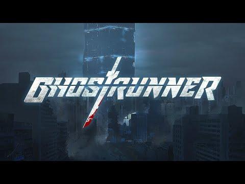 Trailer d'annonce de Ghostrunner