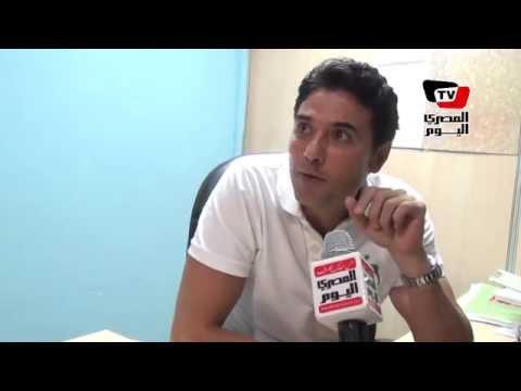 أحمد عز: اتعلمت مارفعش سقف توقعاتي بنجاح أعمالي