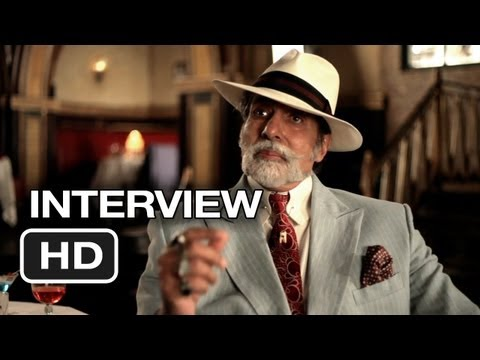 The Great Gatsby Interview - Amitabh Bachchan