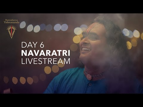 Navaratri 2018 Live At Shree Peetha Nilaya - Day 6: Katyayani Devi