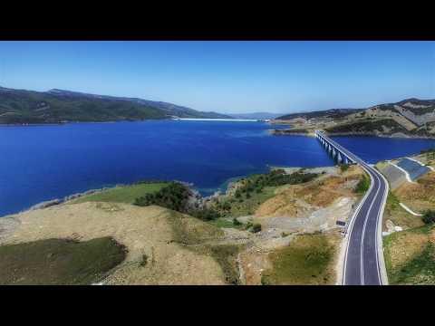 Liqeni i Banjes (Gramsh Albania)