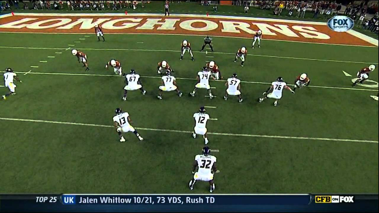 Geno Smith vs Texas (2012)