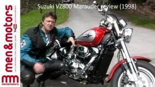 8. Suzuki VZ800 Marauder Review (1998)