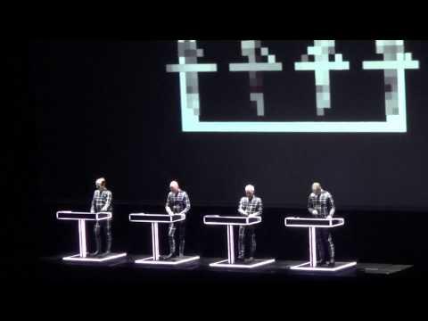 Kraftwerk - Electric Café (Moscow, 13.02.2018)