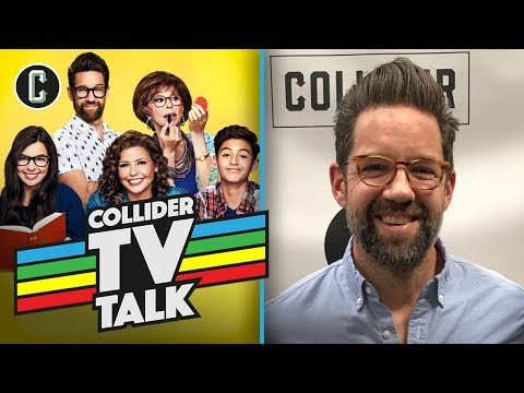 Interview with Todd Grinnell from Netflix's One Day at a Time - Collider TV Talk