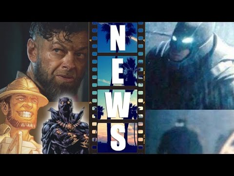 Andy Serkis - Does Andy Serkis as Ulysses Klaw signal Black Panther in Avengers 2?! Plus Batman v Superman teaser trailer on The Hobbit 3?! http://bit.ly/subscribeBTTMovieMath Beyond The Trailer host Grace...