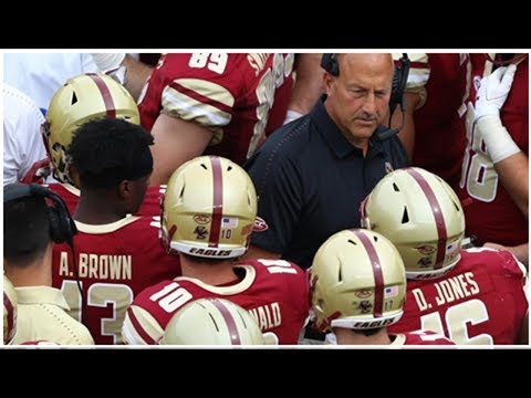 BC-Wake Forest football game pushed up two hours because of hurricane