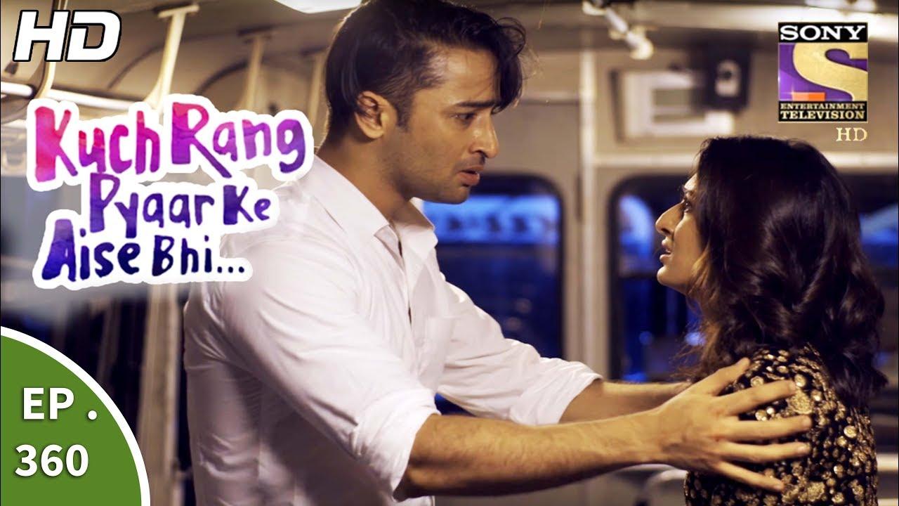 Kuch Rang Pyar Ke Aise Bhi – कुछ रंग प्यार के ऐसे भी – Ep 360 – 17th July, 2017