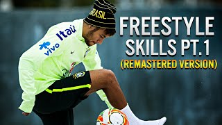 Neymar Jr ● Best Freestyle Skills - 2014 Pt.1 | (Remastered) HD, neymar, neymar Barcelona,  Barcelona, chung ket cup c1, Barcelona juventus