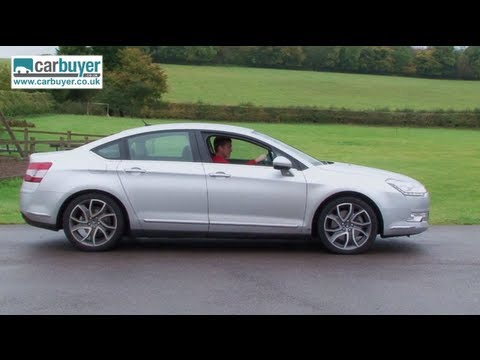 Citroen C5 review – CarBuyer