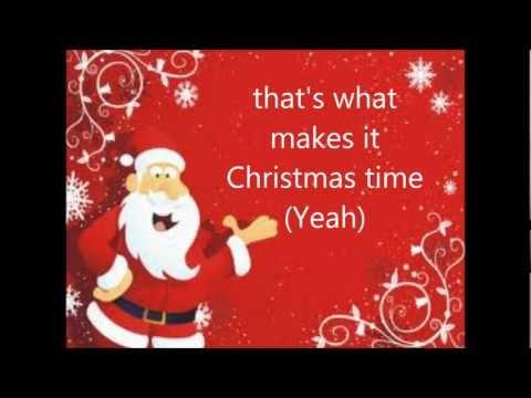 Christmas is Coming Lyrics- R5
