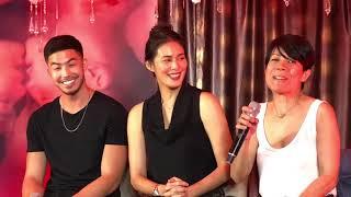 "Video ""Give me a WET KISS!"" Utos kina TONY at ANGEL ni Direk CONCEPCION Macatuno, kaya may DILA! MP3, 3GP, MP4, WEBM, AVI, FLV Januari 2019"
