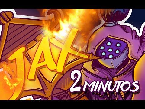 JAX 2 MINUTOS   Parodia League of Legends (LOL)
