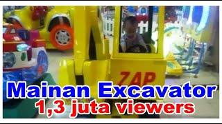 Video Serunya Bermain Excavator Mainan dan Kereta Api Mainan MP3, 3GP, MP4, WEBM, AVI, FLV Januari 2018