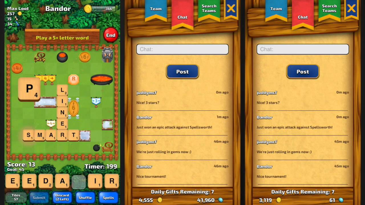 'Clash of Clans'-Like Word Game 'Spelldom' Goes Global This Month