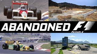Formula One's Abandoned Race Tracks (Part 2)