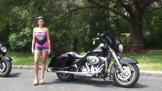 8. Used 2009 Harley Davidson Street Glide Motorcycles for sale  - Sarasota, FL