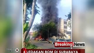 Video Suasana Pasca Ledakan Bom Gereja Katolik Santa Maria Tak Bercela, Surabaya - Breaking News 13/05 MP3, 3GP, MP4, WEBM, AVI, FLV Juni 2018
