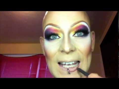 Transformation Drag Tutorial MAC - Disco Dollie