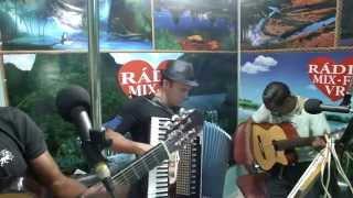 RÁDIO MIX FM VR SAUDADE E SAUDOSO COM FREITAS LADEIRA