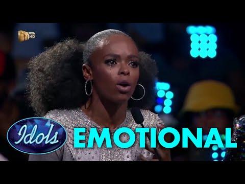 AUDITION BRINGS TEARS TO  JUDGES EYES!   Idols Global