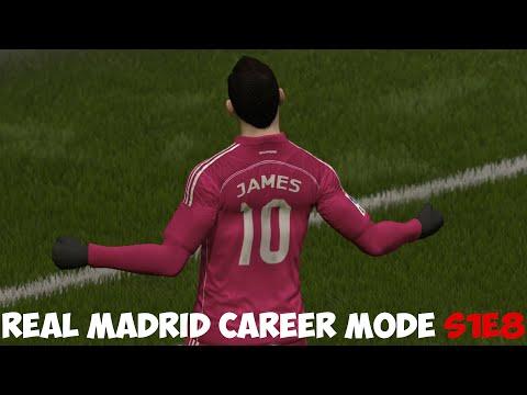 FIFA 15 Real Madrid Career Mode - January Transfer Window Opens - S1E8