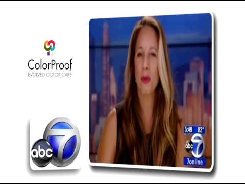 ColorProof on ABC 7 | Best Products For Sensitive Skin