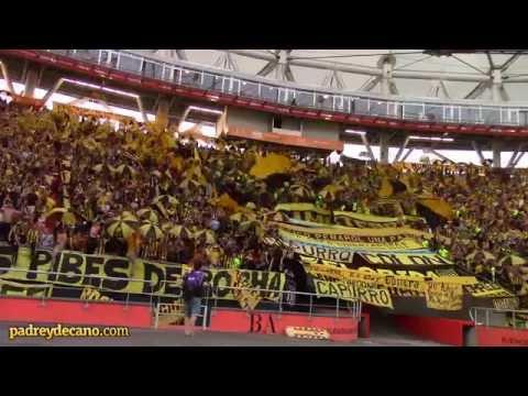 """""""Vamo a ganar la Copa, la Sudamericana"""" - Peñarol en La Plata - Barra Amsterdam - Peñarol"""
