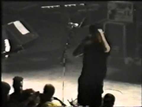 Fear Factory - Edgecrusher (Early version, different lyrics, FULL) (London 1997) (видео)