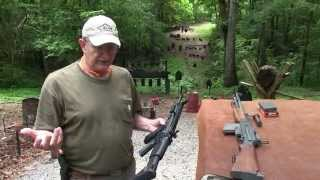BAR vs FN SCAR 17