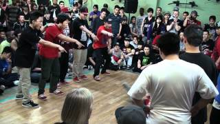 Airsteps Vs League of Legends |Sactown Underground| 2012