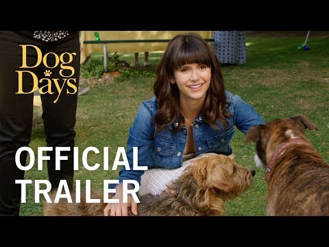 DOG DAYS | Official Trailer