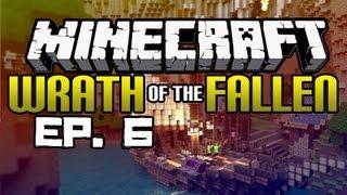 Minecraft: Wrath Of the Fallen - Ep 6