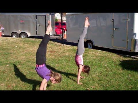 Handstands! (WK 97.3)