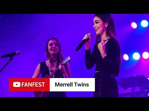 Download Merrell Twins @ YouTube FanFest Manila 2018 HD Mp4 3GP Video and MP3
