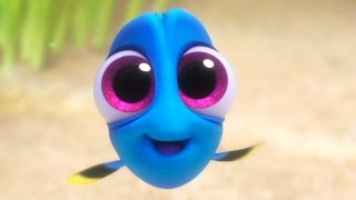 Finding Dory - Baby Dory | official FIRST LOOK clip (2016) by Movie Maniacs