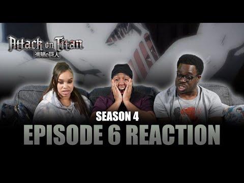 War Hammer Titan!!! | Attack on Titan S4 Ep 6 Reaction