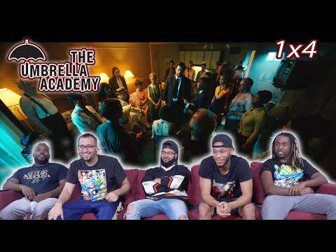 "Umbrella Academy 1x4 ""Man On The Moon"" Reaction/Review"
