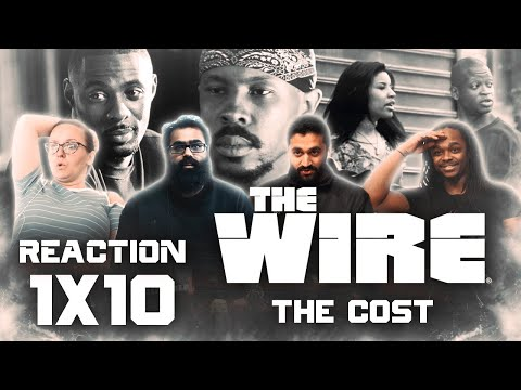 The Wire - 1x10 The Cost - Group Reaction