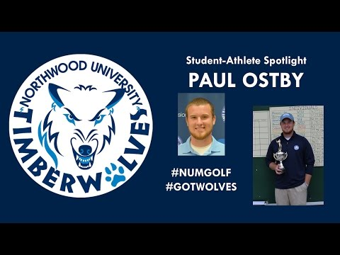 Student-Athlete Spotlight - Paul Ostby