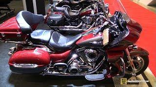 7. 2018 Kawasaki Vulcan 1700 Voyager ABS - Walkaround - 2018 Montreal Motorcycle Show